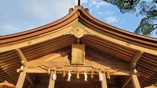 宝満宮竈門神社の写真素材 [FYI04742098]