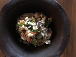 よごし(薩摩料理)の写真素材 [FYI04742288]