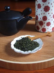 鹿児島茶の写真素材 [FYI04742299]