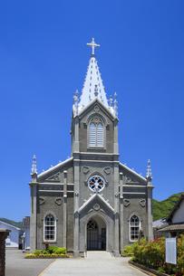 崎津教会の写真素材 [FYI04742468]