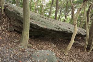 祈りの岩の写真素材 [FYI04742516]