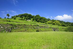 日野江城跡の写真素材 [FYI04742581]