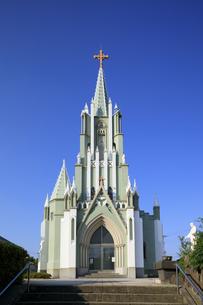 聖フランシスコ・ザビエル記念聖堂の写真素材 [FYI04742594]