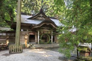 高千穂神社の写真素材 [FYI04743045]