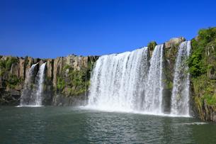 原尻の滝の写真素材 [FYI04743102]