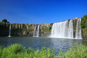 原尻の滝の写真素材 [FYI04743103]