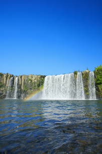 原尻の滝の写真素材 [FYI04743104]