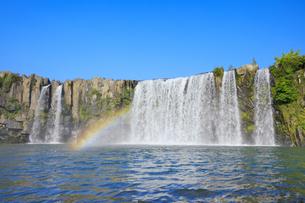 原尻の滝の写真素材 [FYI04743106]