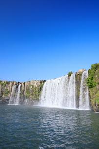 原尻の滝の写真素材 [FYI04743107]