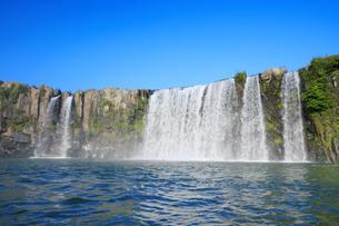 原尻の滝の写真素材 [FYI04743108]