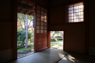 茶室の写真素材 [FYI04743178]