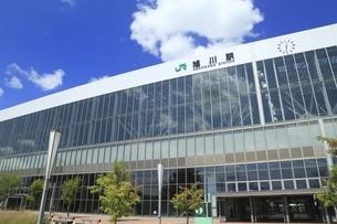 旭川駅の写真素材 [FYI04743450]