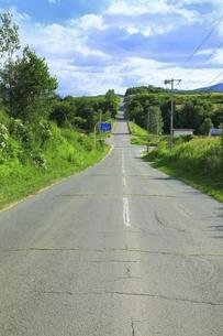 ジエットコースターの路の写真素材 [FYI04743588]
