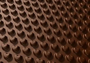 バレンタインデー ハート チョコレート1のイラスト素材 [FYI04743786]