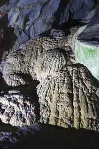 秋芳洞(空滝)の写真素材 [FYI04744943]