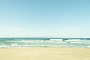 海と空の写真素材 [FYI04745916]