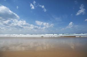 海と空の写真素材 [FYI04745919]