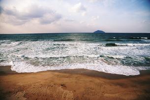 空と海の写真素材 [FYI04745921]