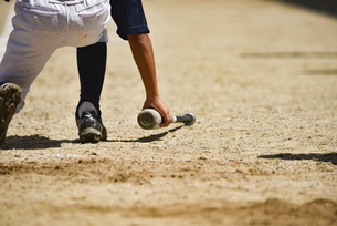 野球少年の写真素材 [FYI04746518]
