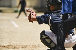 野球少年の写真素材 [FYI04746520]