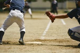 野球少年の写真素材 [FYI04746993]