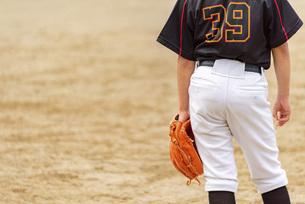 野球少年の写真素材 [FYI04746994]