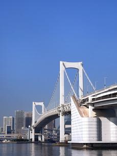 東京都 レインボーブリッジの写真素材 [FYI04747053]