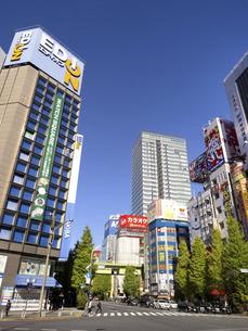 東京都 秋葉原電気街の写真素材 [FYI04747070]