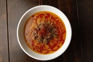 坦々麺の写真素材 [FYI04747203]