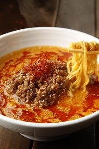 坦々麺の写真素材 [FYI04747204]