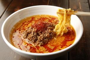 坦々麺の写真素材 [FYI04747205]