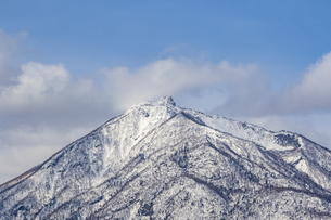 支笏洞爺国立公園の恵庭岳の写真素材 [FYI04747383]