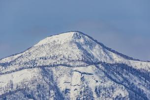 支笏湖畔から望む道央の山々の写真素材 [FYI04747404]