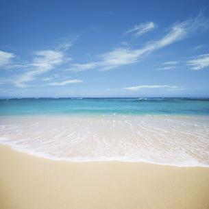 海と青空の写真素材 [FYI04747451]