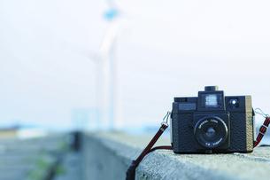 フィルムカメラの写真素材 [FYI04747687]