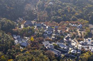 空撮 清水寺の写真素材 [FYI04747892]