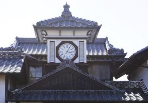 高知安芸の風景 野良時計の写真素材 [FYI04748231]