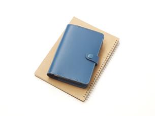 手帳の写真素材 [FYI04748368]