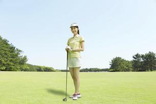 ゴルフの写真素材 [FYI04748546]