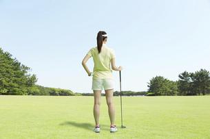 ゴルフの写真素材 [FYI04748547]