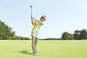 ゴルフの写真素材 [FYI04748549]
