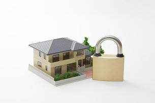 住宅イメージの写真素材 [FYI04748777]