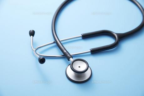 聴診器の写真素材 [FYI04748942]