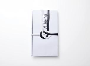 香典袋の写真素材 [FYI04749092]