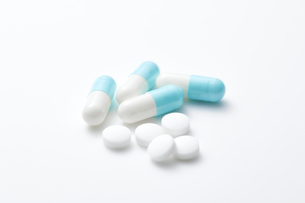 薬の写真素材 [FYI04749094]