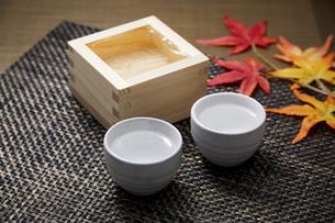 日本酒の写真素材 [FYI04749177]
