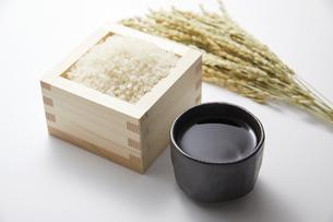 日本酒の写真素材 [FYI04749305]