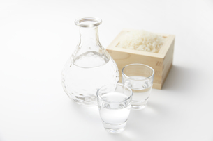 日本酒の写真素材 [FYI04749337]