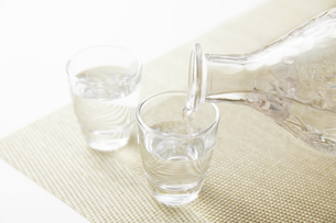 日本酒の写真素材 [FYI04749341]