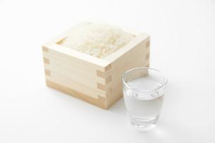 日本酒の写真素材 [FYI04749361]